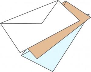 余った封筒
