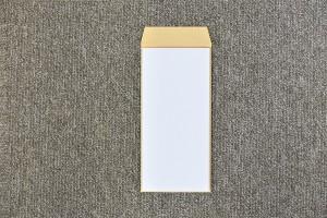 A4三折封筒